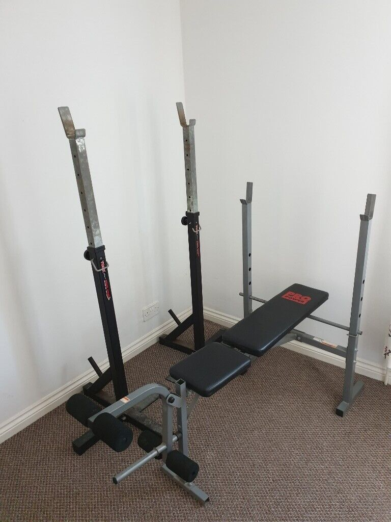 Used weight bench and squat rack in lisburn county antrim