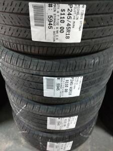 245/45/18 Michelin Pilot HX MXM4 (All Season)