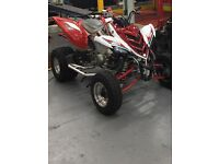Yamaha raptor / YFZ 450 BREAKING! All Parts Available!