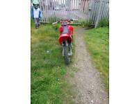 Kids 50cc motorcross bike