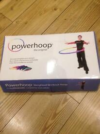 Original powerhoop 1.7kg standard (boxed)