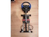 Thrustmaster T150 Steering Wheel and Wheel stand Pro (PS3/PS4)