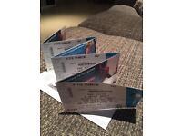 6 x Paul Heaton & Jacqui Abbott tickets (SOLD)
