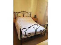 Metal Bed Frame for sale.
