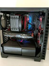 Custom Built Gaming PC Great condition