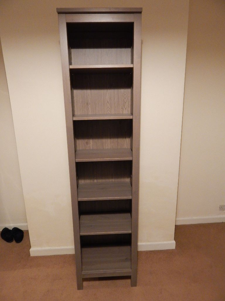 Ikea Hemnes Bookcase In Grey Brown Colour Hardly Used Very Good Condition