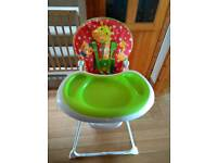 Mothercare baby highchair (high chair)