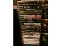 Ps3 Cds Call Of Duty Fiffa and so on