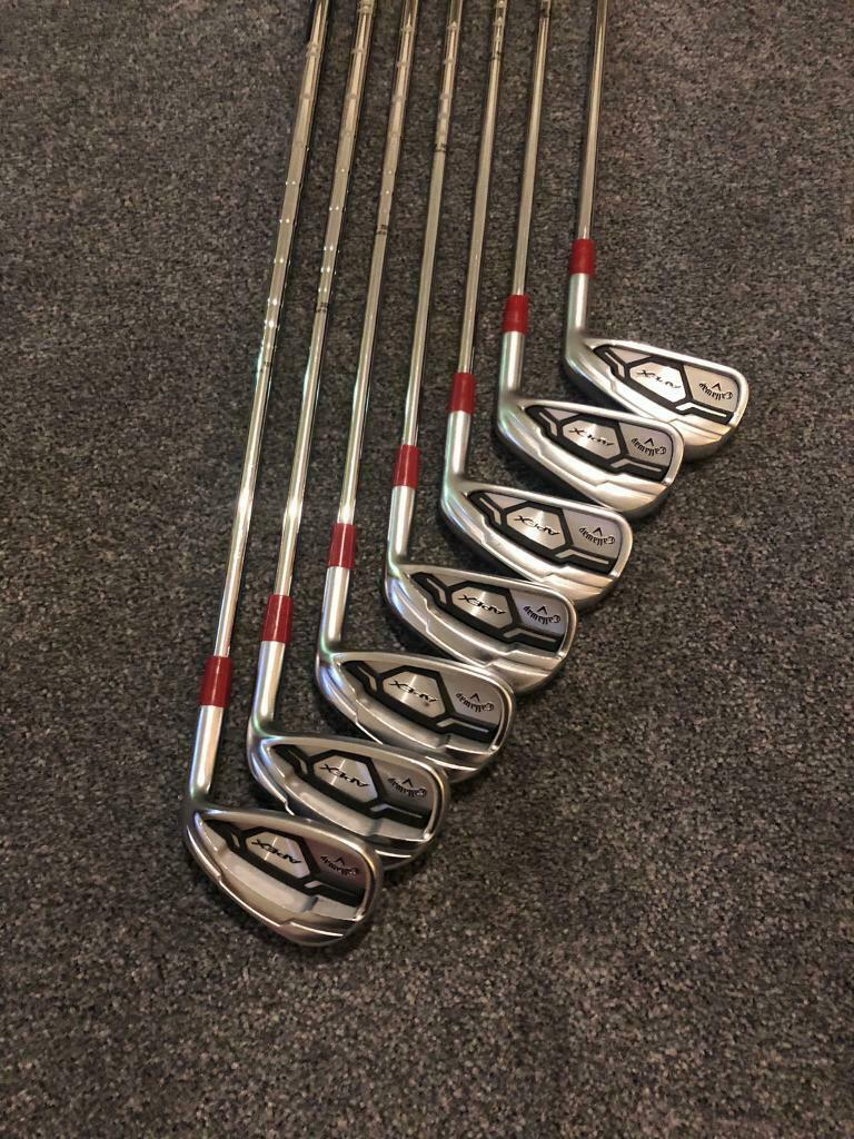Callaway Apex Cf16 Irons In Southside Glasgow Gumtree