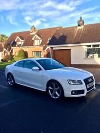 2011 Audi A5 s line special edition