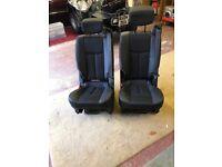 Spare seats Renault / Volkswagen own seat belts