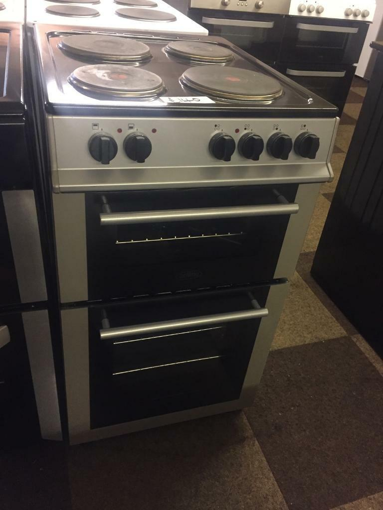 BELLING 50CM ELECTRIC COOKER STAINLESS STEEL. Wolverhampton ... 3709f64c10c03
