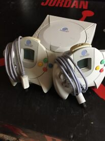 Good condition Sega Dreamcast for Sale!