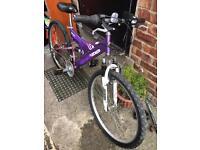 "Adult Womens bike 26"" Inch wheels (full suspension)"
