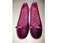 Brand New Size 6 M&S Slippers