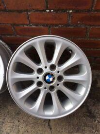 """BMW alloy wheels 16"""""""