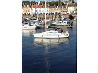 Sailing boat / Yacht - MG Spring 25