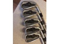 TaylorMade MC Tour Preferred irons 6-PW / new grips / VGC