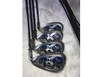 CALLAWAY X18 IRONS 3-PW GREAT CONDITION