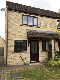 2 Bed House to let Midsomer Norton with driveway in quiet cul de sac £750pcm