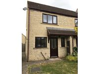2 Bed House to let Midsomer Norton with driveway in quiet cul de sac £795pcm