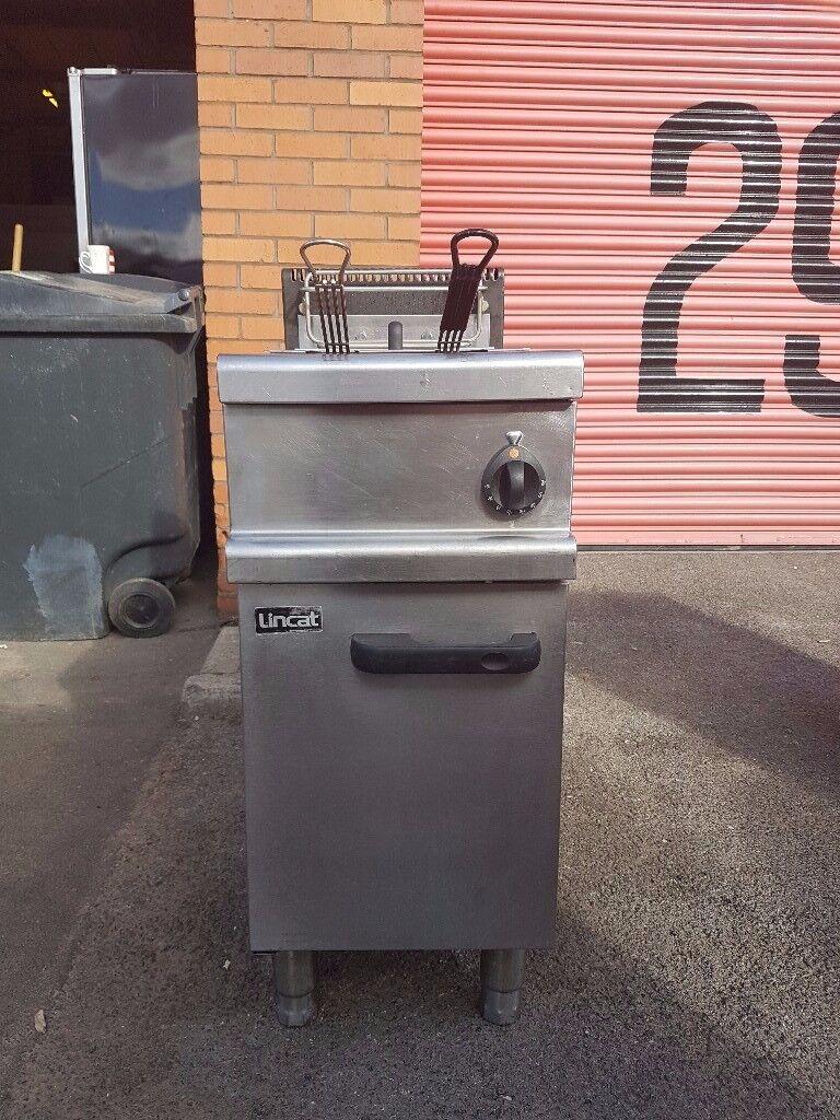 Lincat LPG Fryer OG7106