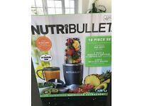 Brand new boxed Nutribullet