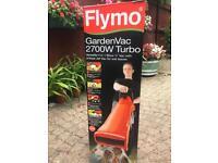 Flymo Garden Vac 2700W Turbo