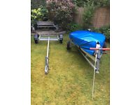 Topper Topaz dinghy for sale. Great family sailing dinghy.