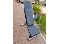 Reebok weight bench