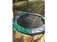 5 ft junior trampoline by plum