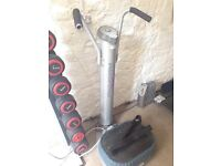 Pro- Wellness Vibration Plate excellent condition £150 ono