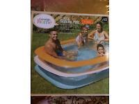 Classic padding pool