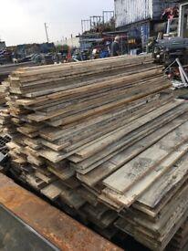 Various Wood Lengths