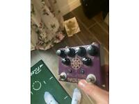 Analogman King of Tone Overdrive pedal