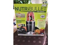 Nutibullet 600series by magicbullet-grey- in working order good condition
