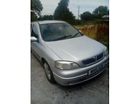 Vauxhall Astra. Cheap car with 8 month MOT
