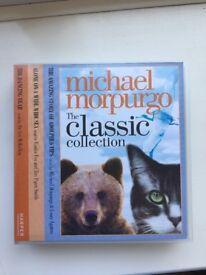 Micheal Morpurgo audiobook collection