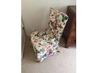 Sweet bedroom chair