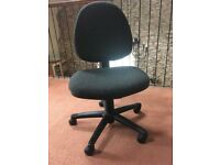 Adjustable office chair