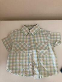 Shorts & Shirt Outfit 6-9m