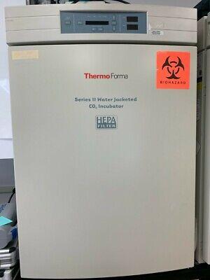 Thermo Forma 3110 Series Ii Water Jacketed Co2 Incubator Hepa