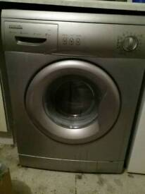 Pro action silver washer
