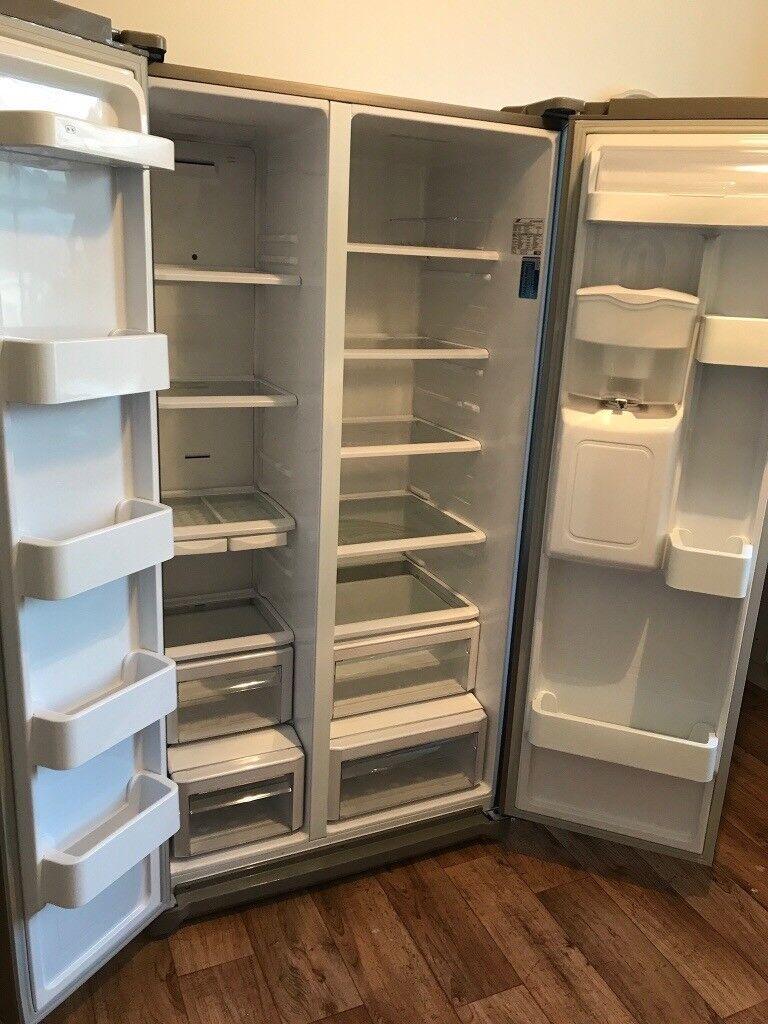Samsung American fridge freezer, as new