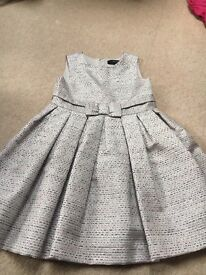 Marks & Spencer Autograph Dress Age 2-3
