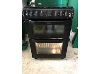 BELLING FSG60DOF Gas Cooker - Black GRAB A BARGAIN CAN DELIVER RRP: £550