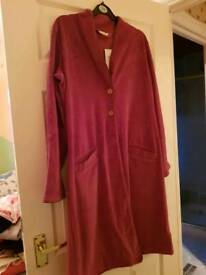 M&S ladies house coat/dressing gown