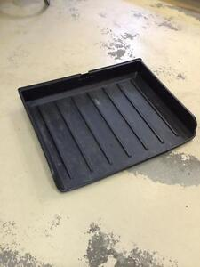 BMW X3 2011-Present Black All Weather Trunk Cargo Liner Tray