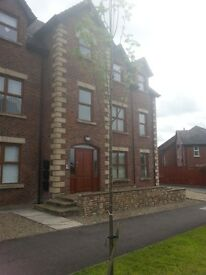 2BED.TOP FLOOR APT.IN MILLHOUSE ANTRIM Immaculate order with all conveniences available.