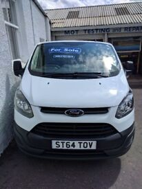 Well Cared for Ford Transit Custom 270 Eco-Tech 2015 for Sale